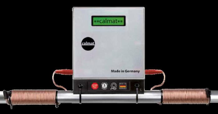 The Calmat Anti-Scale System