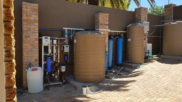 Ground water purifier | Claus water specialists