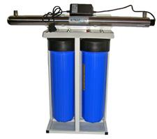 point of entry purification filter | Claus water specialists