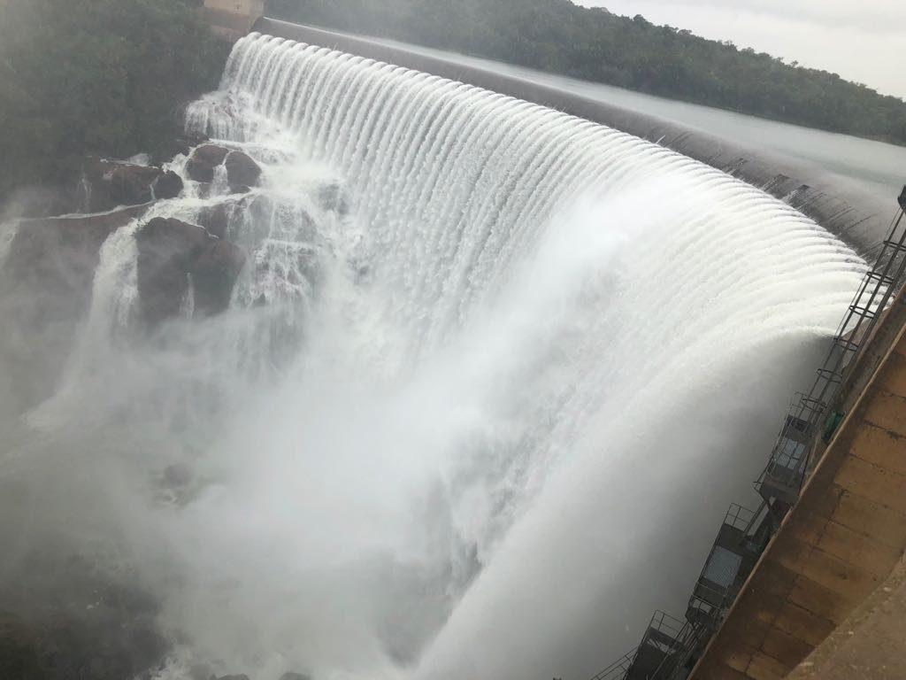 Heavy rain raises Cape Town's dam levels to 90%
